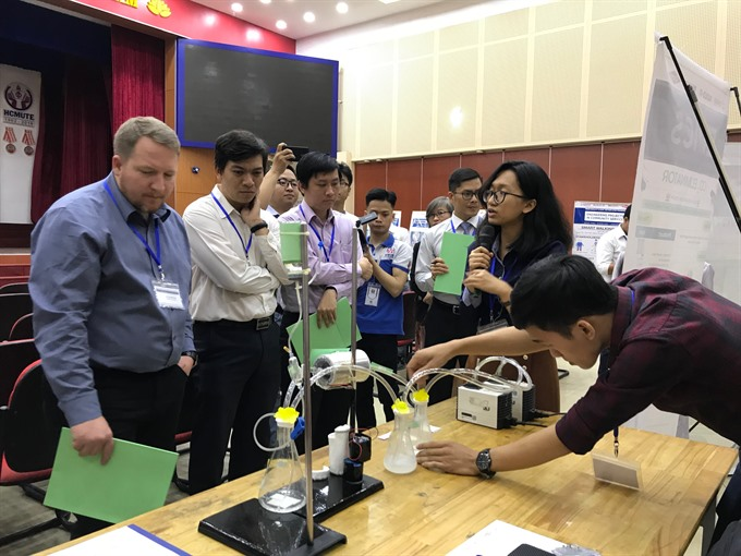 Engineering programme supports student-led innovation