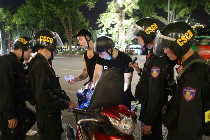 Traffic accidents a focus for Tết holiday