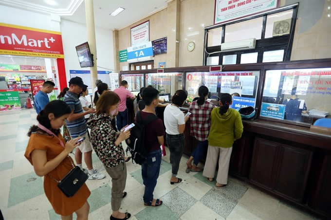 Vietnam Railways warns of fake ticket websites