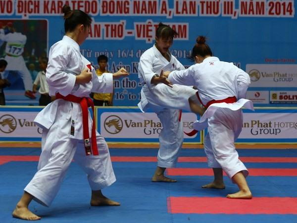 Cần Thơ to host Asian Karate champs