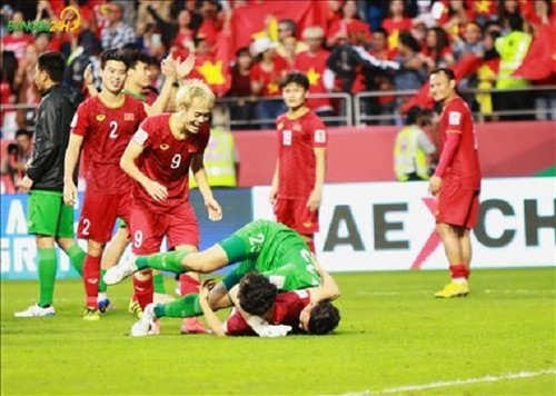 Big discounts for people named Phượng or Lâm following Asian Cup win