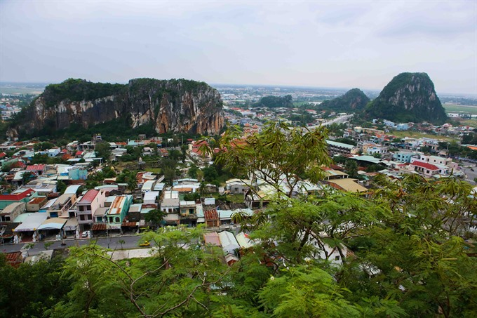 Marble Mountains recognised as National Special Relic