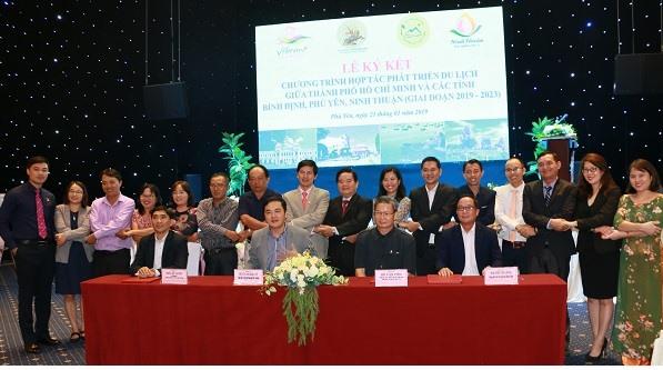 HCM City 3 central provinces to expand joint tourism programme