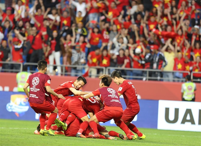 VNĐ800m for 30-second TV ad in Việt Nam – Japan Asian Cup 2019s quarterfinal match