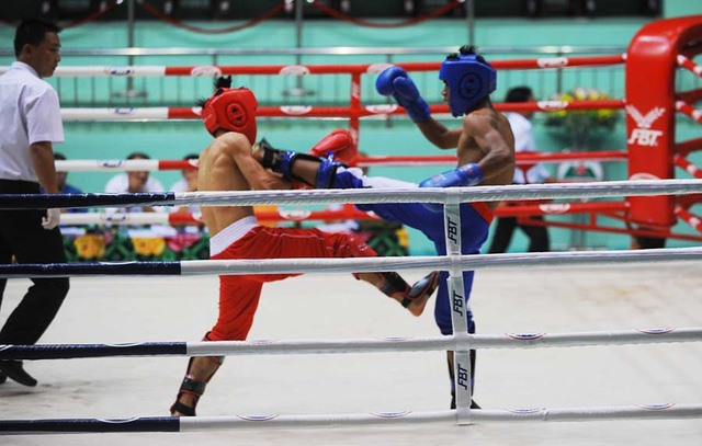 Tiền Giang to host national kickboxing event