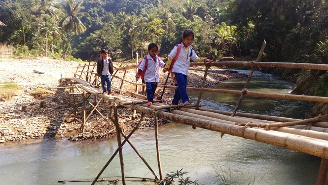 Nghệ An commune in need of concrete bridge