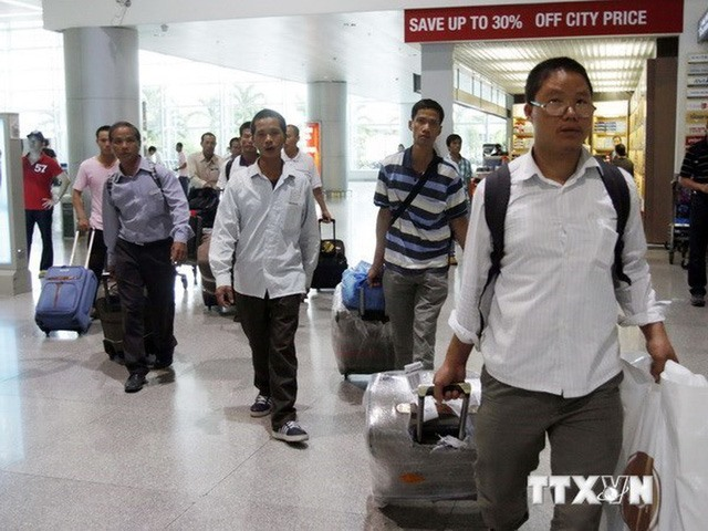 Đồng Tháp guest workers learn skills overseas