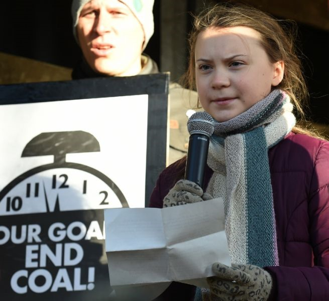At Davos China and Germany tout openness as teenager plugs climate fight