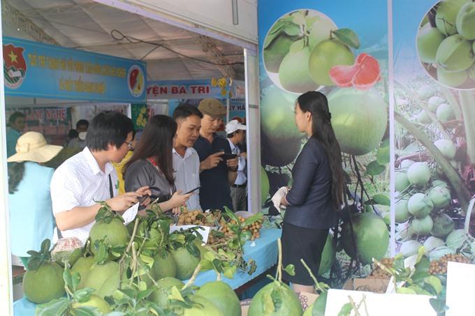 First Bến Tre goods fair opens in HCMC