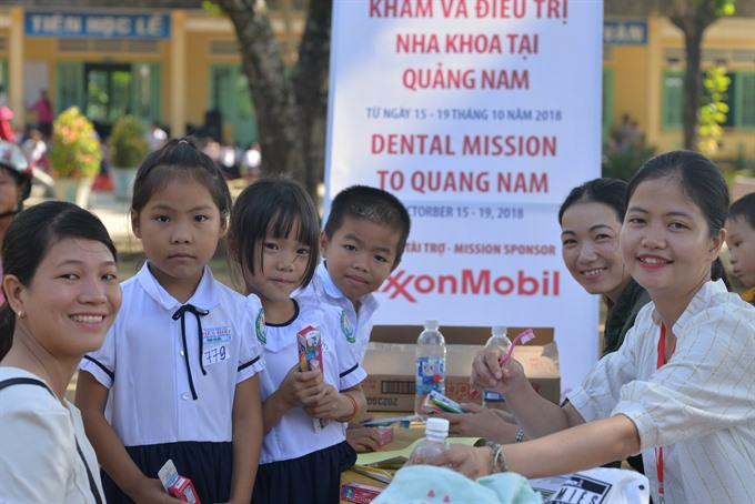 80000 set to improve child healthcare in Quảng Nam