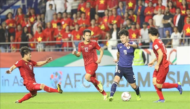 VN receive praise for Asian Cup heroics from international media