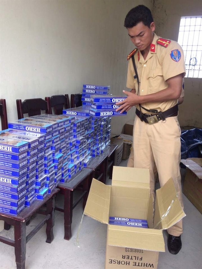 Fighting cigarette smuggling more challenging