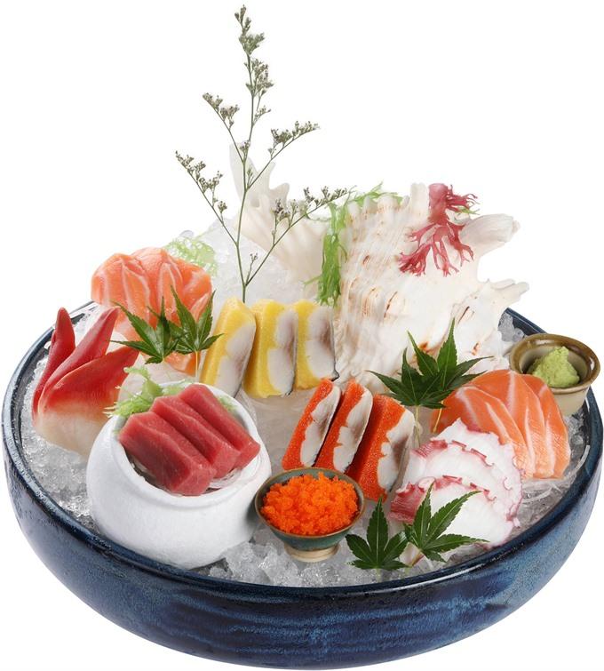 A taste of authentic Japanese cuisine
