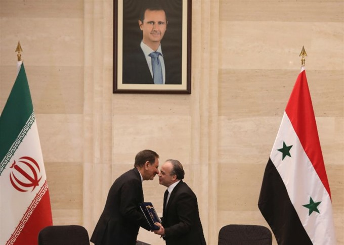 Syria and Iran sign 'strategic economic agreement