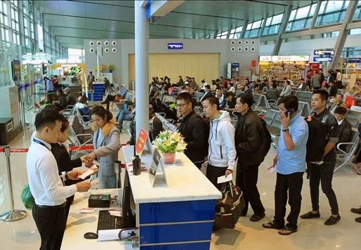 Airlines provide 5.5 million seats during Tết