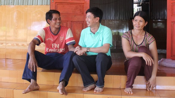 Sisters and brothers from other mothers in Kon Tum