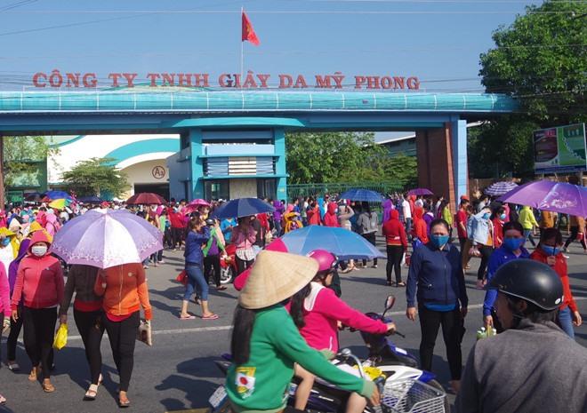 10000 footwear workers in Trà Vinh sacked before Tết