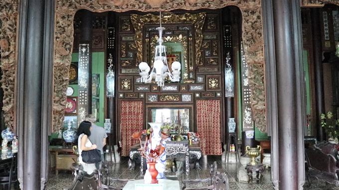 Elegant Bình Thủy House is pride of Cần Thơ