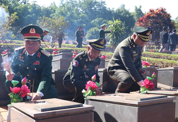 Việt Nam-Cambodia joint victory commemorated