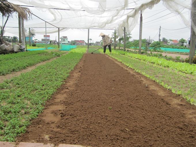 Central province approves hi-tech farms