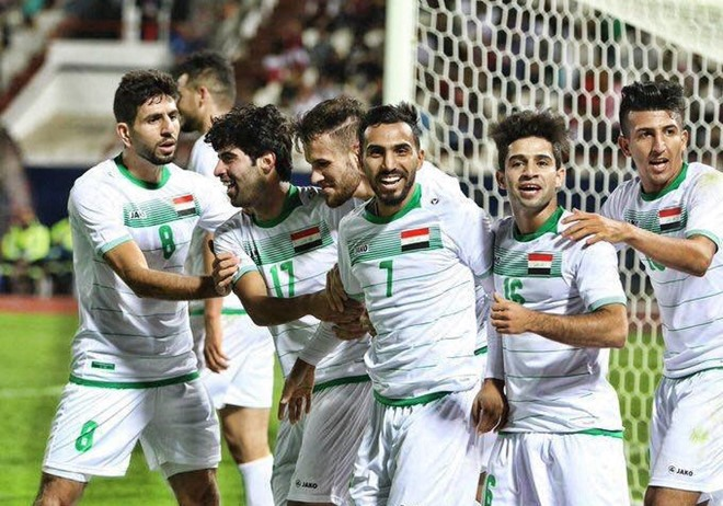 Iraq come from behind to beat Việt Nam