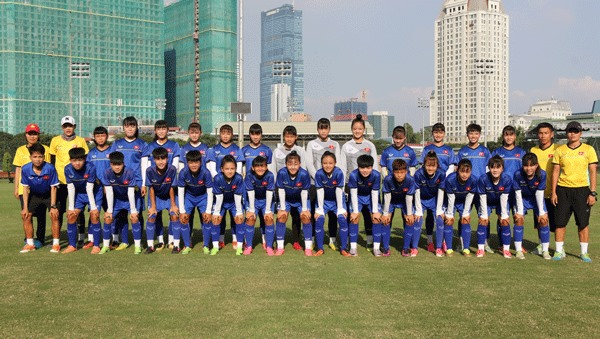Việt Nam ready for AFC Womens U16 champs