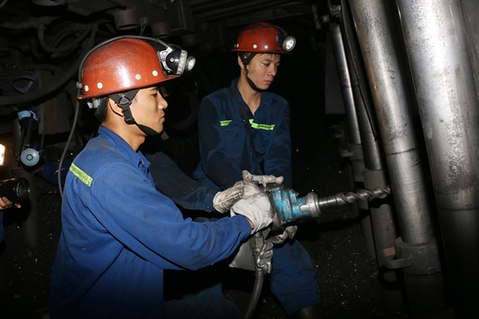 Vinacomin asked to ensure coal supply enhance quality