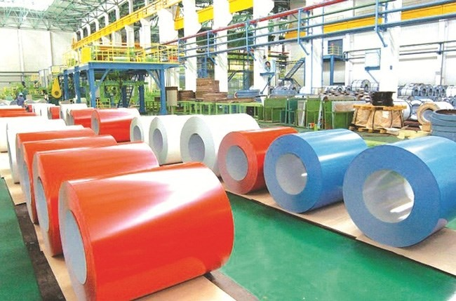 Over 32000 tonnes of colour-coated iron exempted from safeguard measures
