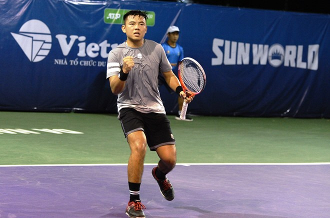 Nam ousted from Vietnam Open
