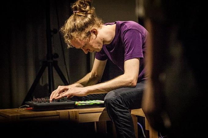 German sound artist to present installations