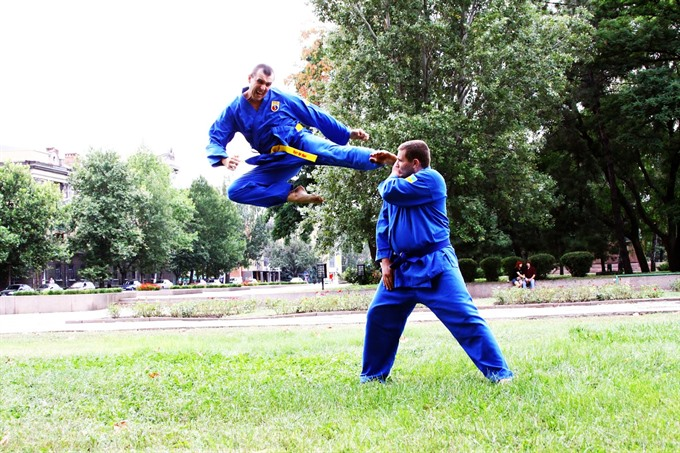 Việt Nam's vovinam takes on the world - Sports - Vietnam News ...
