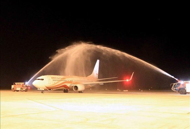 New flight links Hải Phòng and Kunming