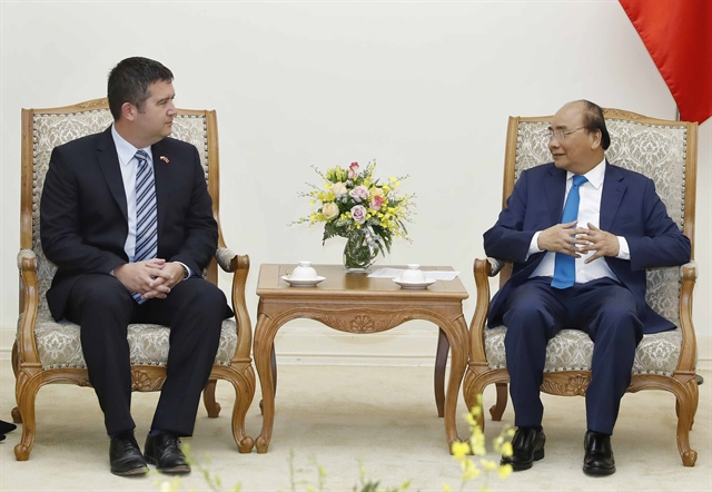PM delighted at upcoming Việt Nam-Czech Republic air route