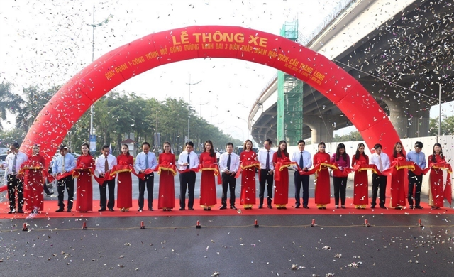 First stage of Ring Road 3 opens to traffic