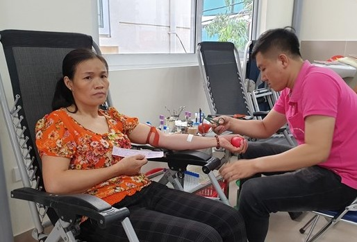 Second fixed blood donation site opens in Hà Nội