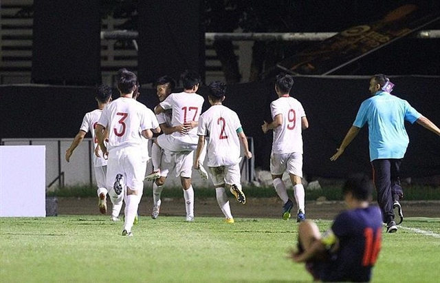 Việt Nam beat Thailand 1-0 in Bangkok Cup