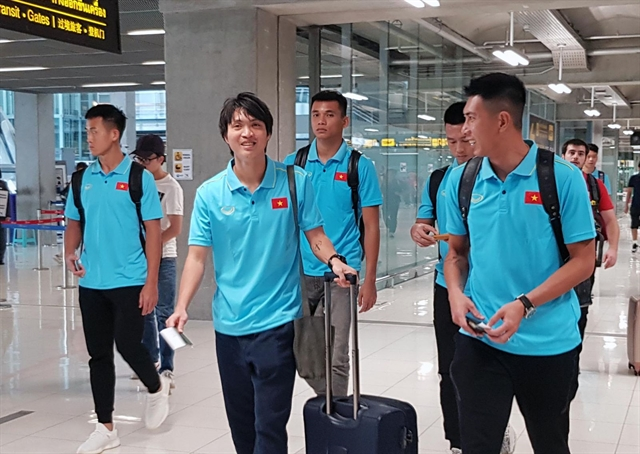 Việt Nam head to Bali for World Cup qualifier