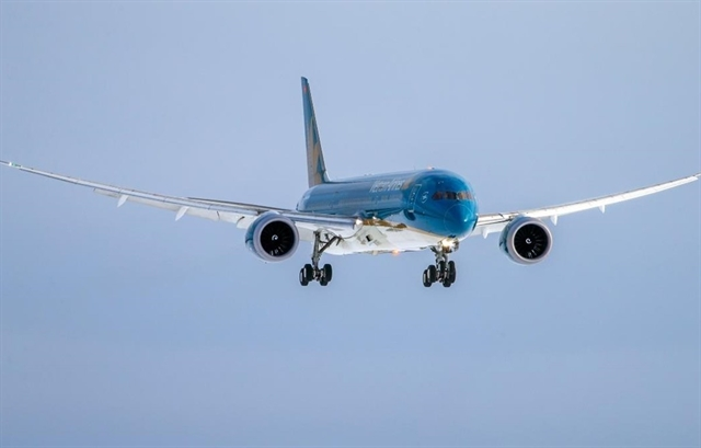Vietnam Airlines reschedules flights from/to Japan due to storm