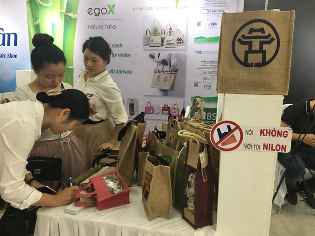 Hà Nội garment firms try to go green