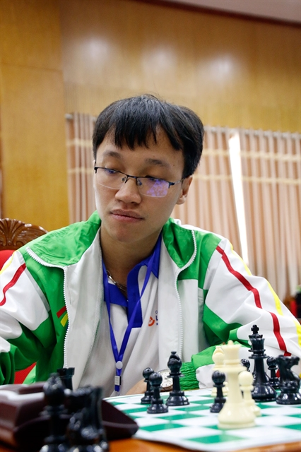 Chess masters plans to dominate 30th SEA Games