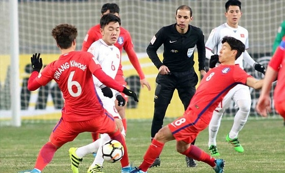Referee named for Indonesia vs Việt Nam match