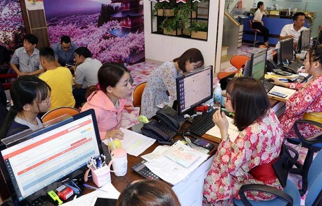 ​​​​​​​Travel firms begin selling Tết tours