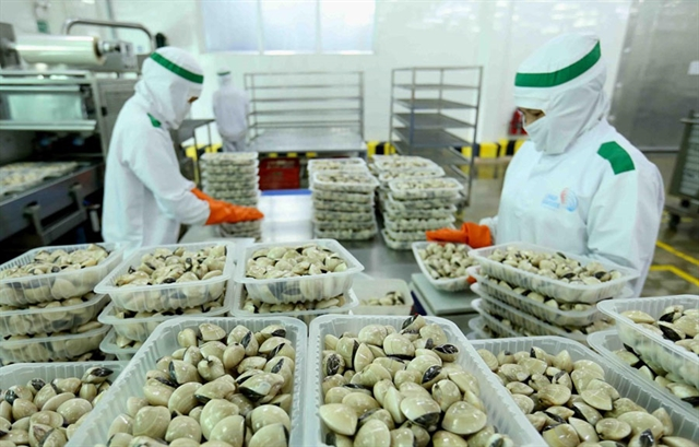 China opens market to three Vietnamese aquatic products