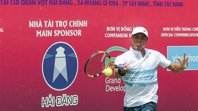 Nguyễn wins second World Tennis Tour M25 title