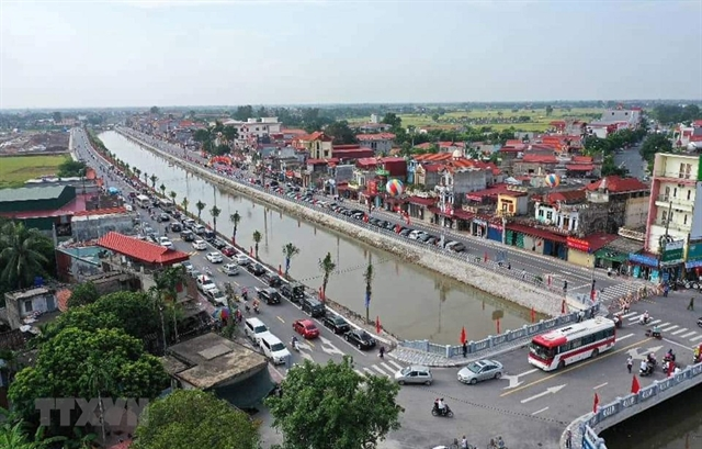 Hải Phòng invests in infrastructure to promote economy