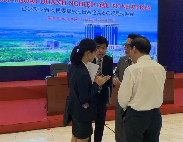 Worker exodus worries Bình Dương Province Japanese companies