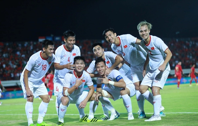 ViệtNam blow Indonesia away in World Cup qualifier