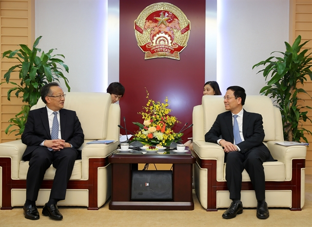 Xinhua to expand cooperation with Vietnam News Agency