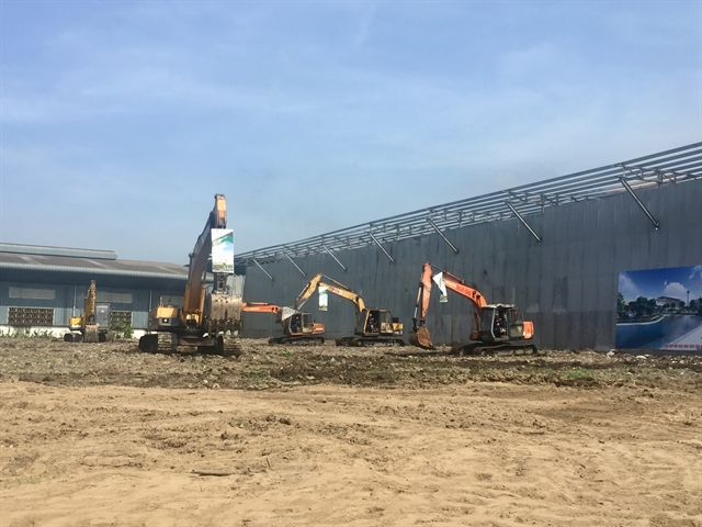 Ground broken for HCM Citys 2nd waste-to-energy plant