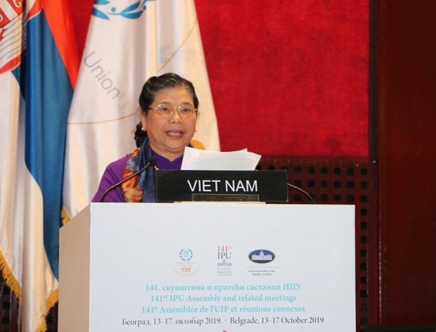 NA Vice Chairwoman suggests ways to promote respect for intl law